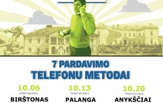 7 pardavimo telefonu metodai_spalis